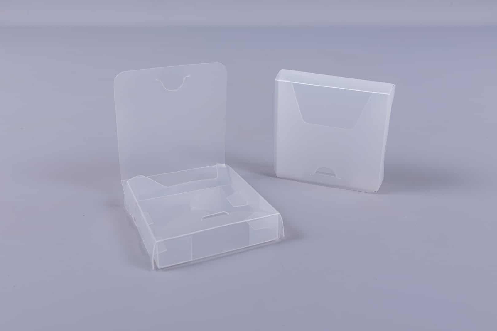 étui PVC rigide pour emballage